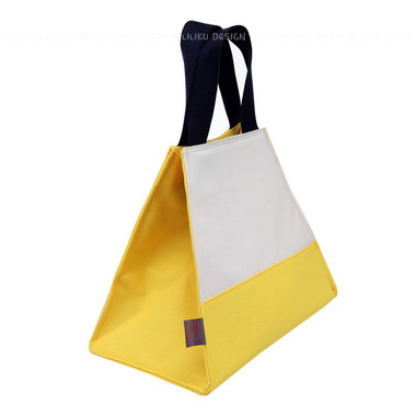 릴리쿠 LILIKU Handy Yellow Bag