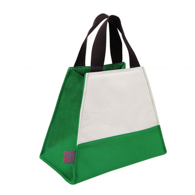 릴리쿠 LILIKU Handy Green Bag